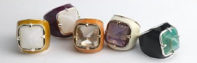 Francesca romano rings