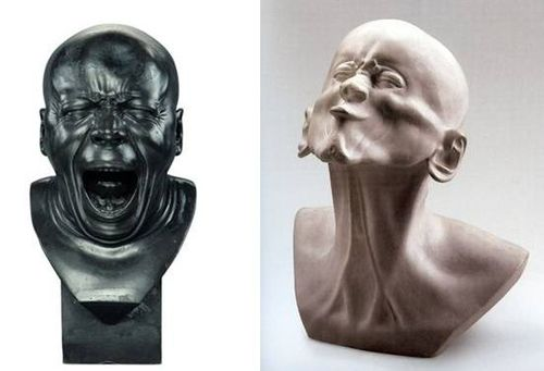 Messerschmidt busts 2
