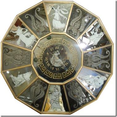 flessas design zodiac mirror