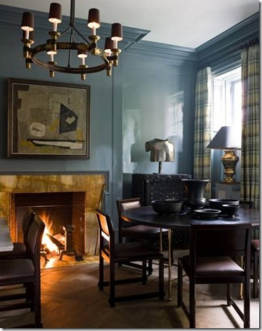 steven gambrel's home west village