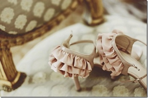 pink ruffled heels Tumblr - Copy