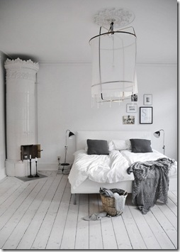 white on white bedroom
