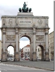 munich gate